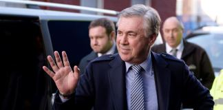 Carlo Ancelotti won his first Everton game against Burnley