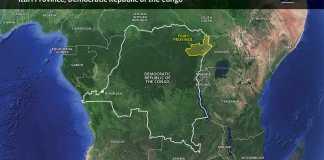 Ituri province DR Congo