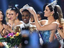 South African Zozibini Tunzi named 2019 Miss Universe