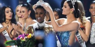 South African Zozibini Tunzi named 2019 Miss Universe