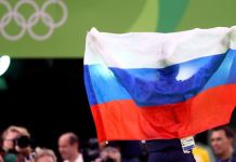 The Russia flag and anthem will not be allowed at Tokyo 2020 Olympics