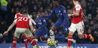 Chelsea failed to beat 10-man Arsenal despite dominating the game fa cup