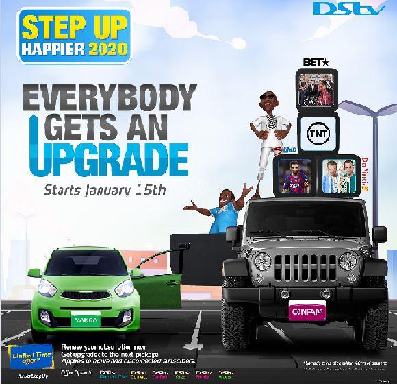 DStv Step Up