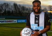 Danny Rose says he is keen to repay Newcastle manager Steve Bruce