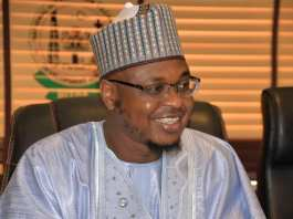 Dr Isa Ali Pantami, Minister of Communication and Digital Economy MTN Nigerian Banks