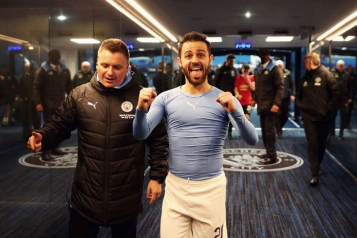 Manchester City are the third team to reach the EFL Cup final in three successive seasons
