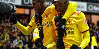Ismaila Starr scored twice and assisted another as Watford beat Liverpool 3-0