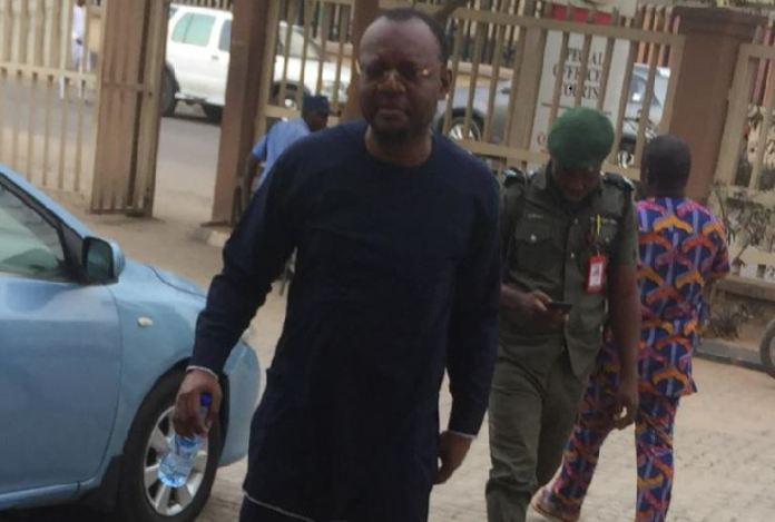 Justice Chibuike Watts arraigned over N960,000 fraud