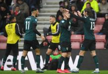 Matej Vydra scored a brilliant solo goal to give Burnley a 2-1 away win against Southampton