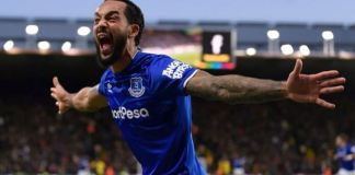 Theo Walcott grabbed the winner as Everton beat Watford 3-2 at Vicarage Road