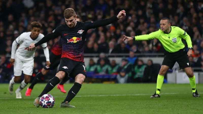 Advantage Rb Leipzig As Werner Penalty See Off Spurs Chronicle Ng
