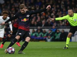 Leipzig hold the advantage going into second leg