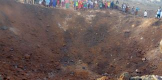 The explosion that rocked Akure, Ondo state wrecked instant havoc