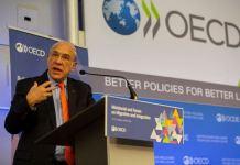 Angel Gurria, OECD secretary general