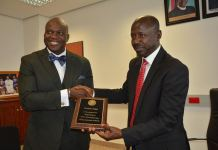 FILE PHOTO: Ibrahim Magu bags FBI award for excellence