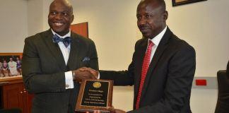 FILE PHOTO: Ibrahim Magu bags FBI award for excellence