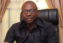 Pastor Osagie Ize-Iyamu emerged APC governorship candidate