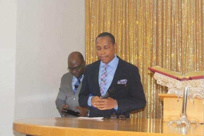 Seyi Malomo, Aso Villa Chapel pastor