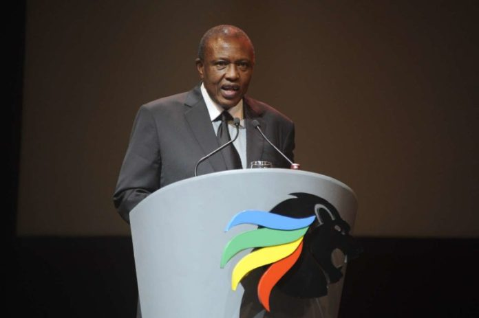 PSL Chairman Dr Irvin Khoza