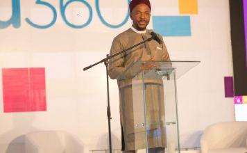 Honourable Chukwuemeka Nwajiuba, Minister of State for Education neco nabteb