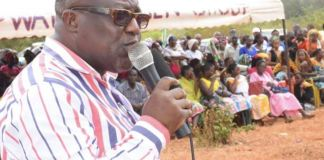 Gideon Saburi, Deputy Governor of coastal Kilifi County was arrested for breaking quarantine
