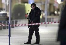 Russia shot dead