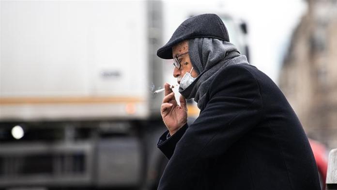 Smokers contract coronavirus 14 times more likely