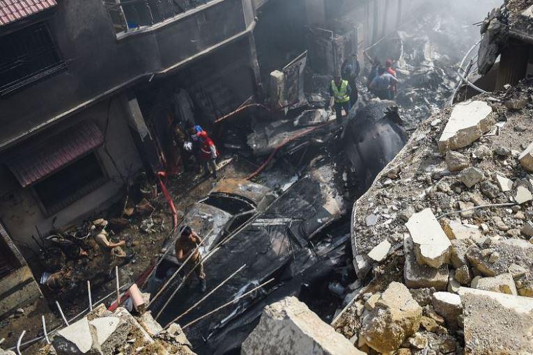 pakistan plane crash - photo #28