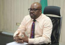 Prof. Kemebradikumo Pondei, interim MD of the NDDC