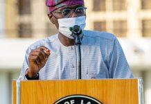 Governor Babajide Sanwo-Olu of Lagos