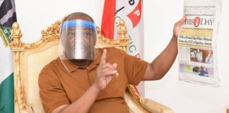 Governor Nyesom Wike has vowed to sue ThisDay newspaper