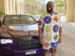Hushpuppi was arrested by the FBI in UAE
