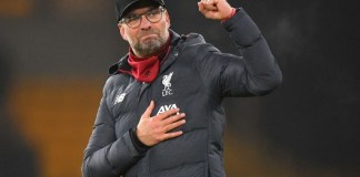 Jurgen Klopp has won his first Premier League title with Liverpool