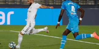 Karim Benzema has scored 243 goals for Real Madrid in all competitions