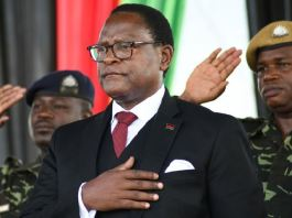 Lazarus Chakwera has been sworn in as President of Malawi