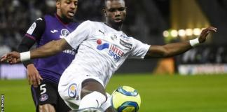 Toulouse were bottom and Amiens 19th when the season was halted