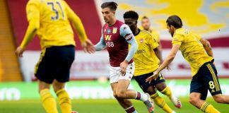 Aston Villa captain Jack Grealish has been called to England squad