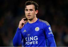Ben Chilwell is priority for Chelsea manager Frank Lampard