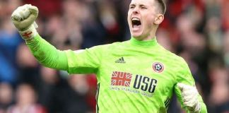 Chelsea are hoping to lure Manchester United goalkeeper Dean Henderson to Stamford Bridge