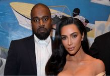 Kim Kardashian and Kanye got married in 2014