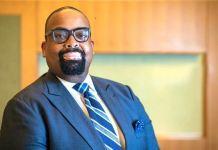 Olumide Akpata is the 30th NBA President