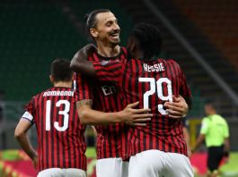 Zlatan Ibrahimovic has scored six times in 13 games since rejoining AC Milan in January