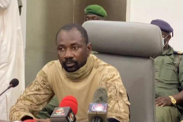 Colonel Assimi Goita has declared himself leader of Mali