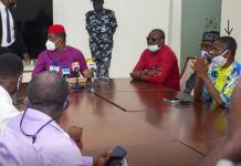 Femi Fami Kayode assaulted a Daily Trust journalist in Calabar, Cross River State IPC