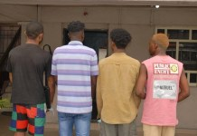 Four Uniport undergraduates arrested for internet fraud