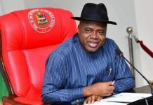 Governor Duoye Diri of Bayelsa state sought approval for N17 billion loan