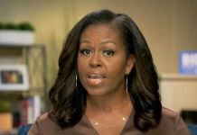 Michelle Obama attacked President Donald Trump and says he is not fit for office