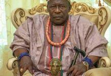 The Attah of Igala, HRH Michael Ameh Oboni