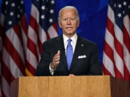 Vice President Joe Biden won Pennsylvania to clinch 270 Electoral College votes