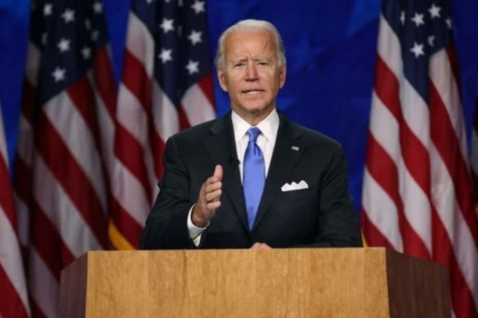 Vice President Joe Biden delivered a powerful speech at the Democratic Convention